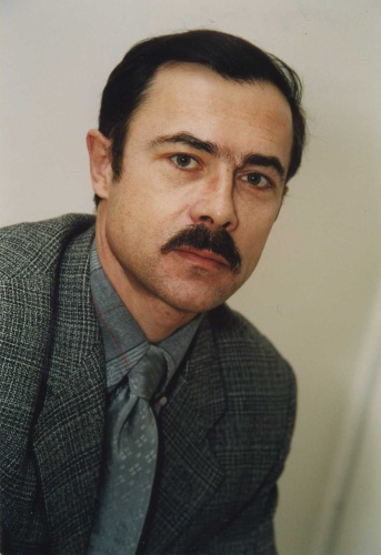 Sergei Smirnov, oil and gas expert with the Institute for Political Solutions. Photo courtesy of megapolis.kz