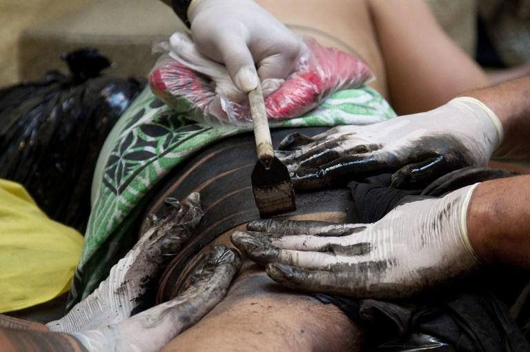 Maori Tattoo Technique: Cook Islands Rediscover The Lost Art Of Pacific Tattoo
