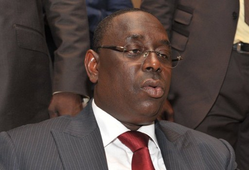 Newly elected Senegalese President Macky Sall. ©AFP