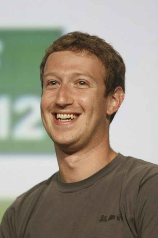 Facebook founder and CEO Mark Zuckerberg. ©AFP