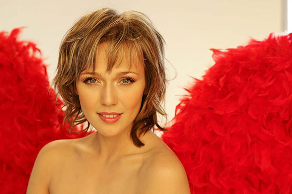 Albina Dzhanabayeva. Photo courtesy of livejournal.com