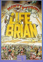 Monty Python's Life Of Brian. Photo courtesy of rottentomatoes.com