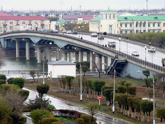 Living in atyrau