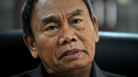 Indonesian National Anti-Terror Agency chief Ansyaad Mbai. ©AFP