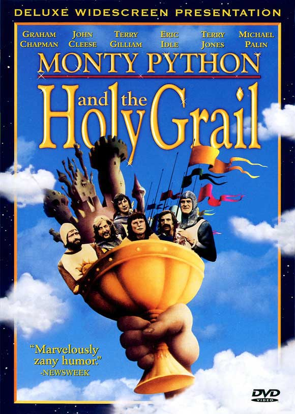 Monty Python and the Holy Grail. Photo courtesy of nnm.ru