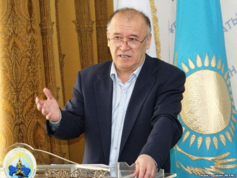 Amirbek Togusov. Photo courtesy of rus.azattyq.org