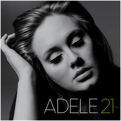 Adele: 21. Photo courtesy of zoneland.ru