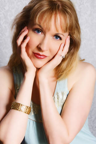 "A photo of Angie Foster that was taken to publicize her second CD, ""Hurry Up and Wait."" Photo courtesy of Angie Foster"