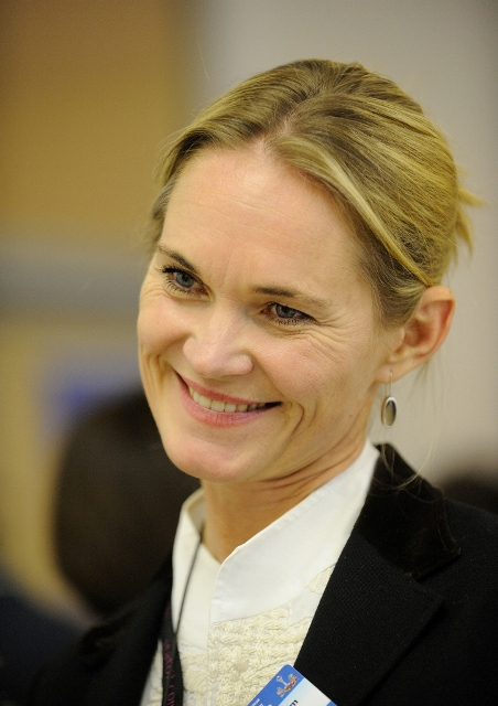 Hege Marie Norheim, Statoil Company, Senior Vice President on Climate