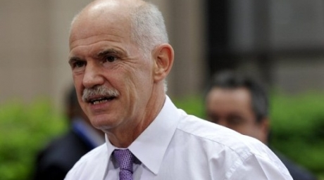 Greek Prime Minister George A. Papandreou. ©AFP