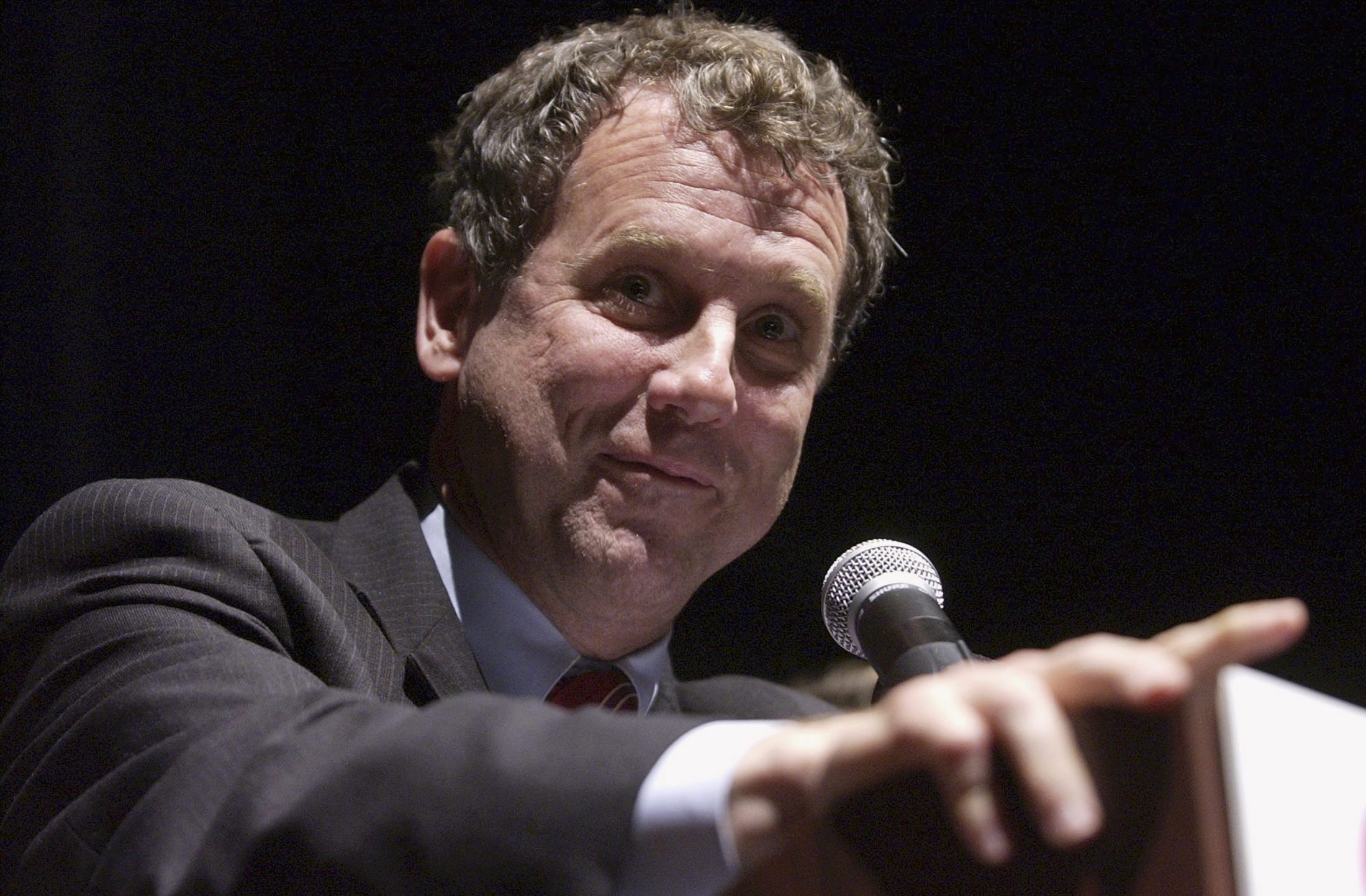Democrat Sherrod Brown. ©REUTERS