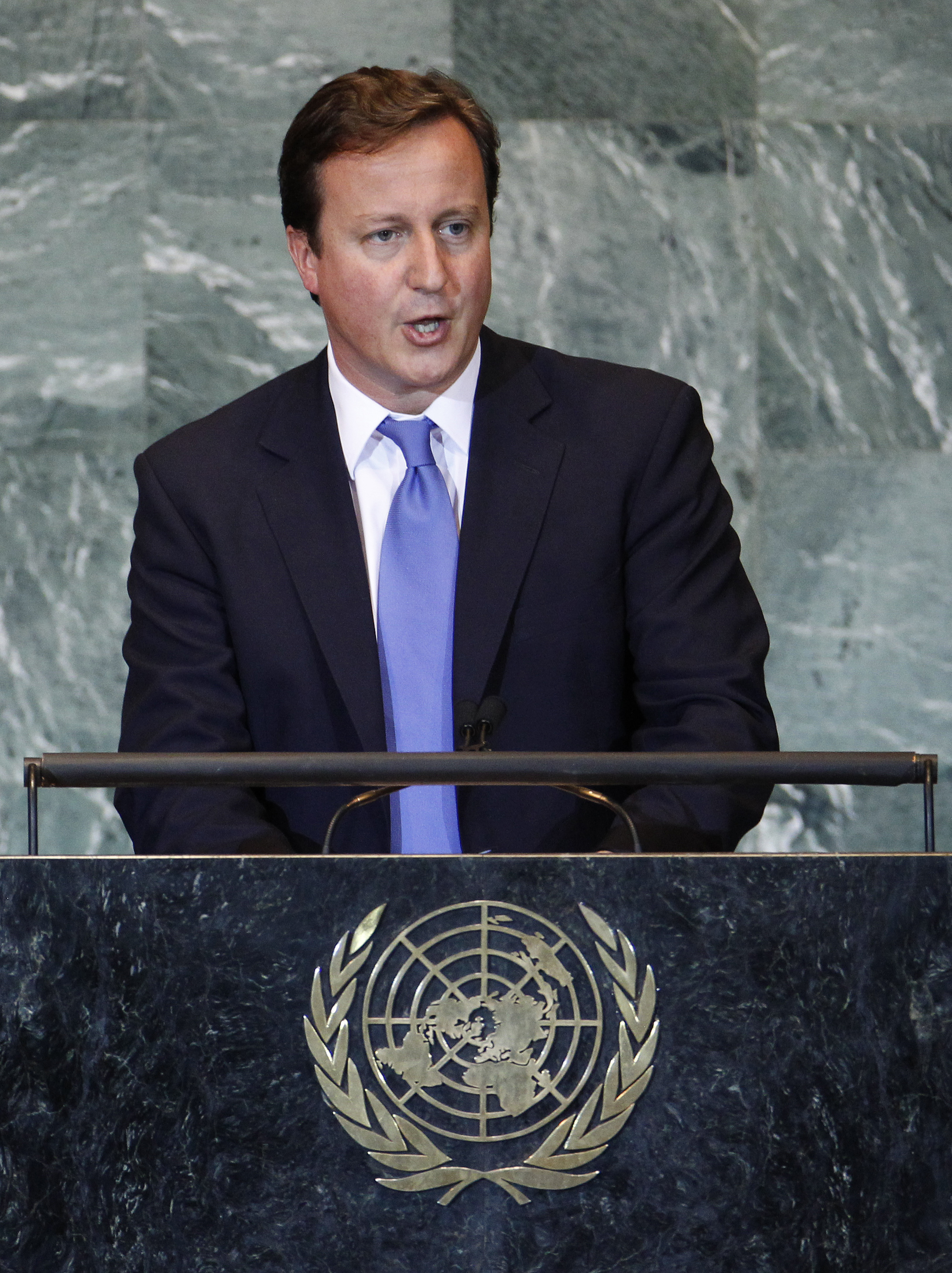 Britain's Prime Minister David Cameron. ©REUTERS/Chip East