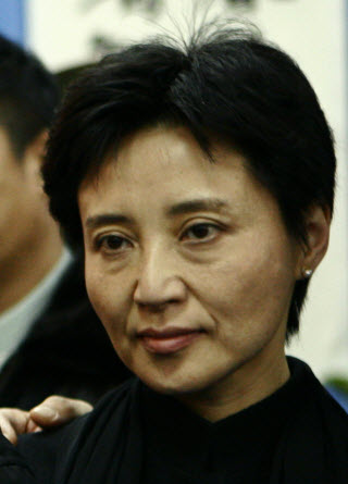 Gu Kailai, wife of China's former Chongqing Municipality Communist Party Secretary Bo Xilai. ©REUTERS
