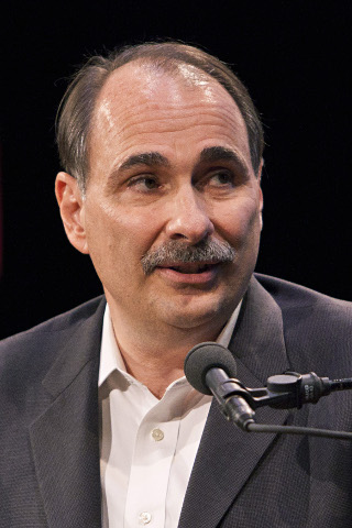 David Axelrod, senior adviser to U.S. President Barack Obama. ©REUTERS/Andrew Burton