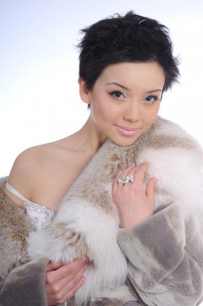 Assem Zhaketayeva. Photo courtesy of prostointeresno.com