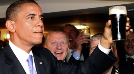 Pomp and power politics on Obama's Europe tour