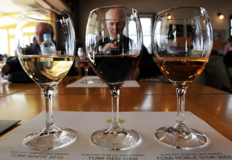 High hopes for Japan's wine in the old world