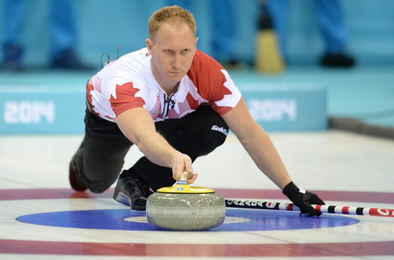 Olympics: Fat boys slim as curlers shape up for gold