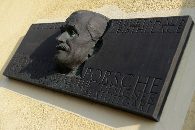 Nazi past overshadows genius of Porsche