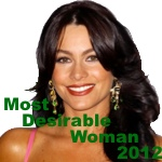 Most Desirable Woman of 2012