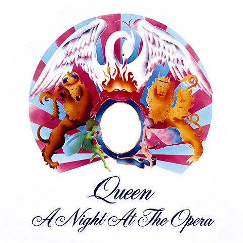 Queen: A Night at the Opera. Photo courtesy of nnm.ru