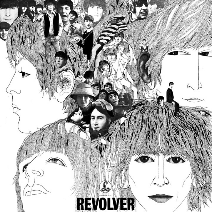 The Beatles: Revolver. Photo courtesy of carlosnightman.wordpress.com