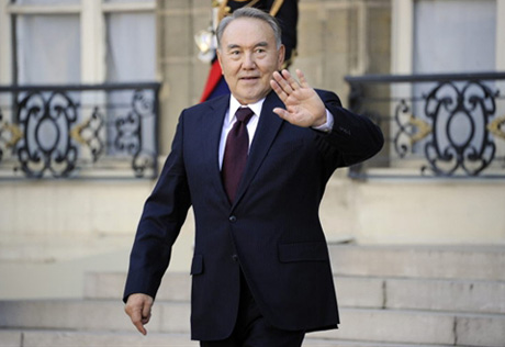 President Nazarbayev to visit Russia March 17