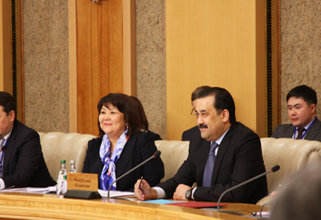 Sitting of the Interstate Council of the Eurasian Economic Community