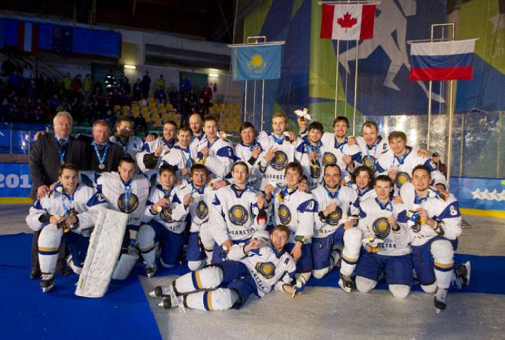 Hockey players at the Universiade. Photo courtesy of the Universiade website
