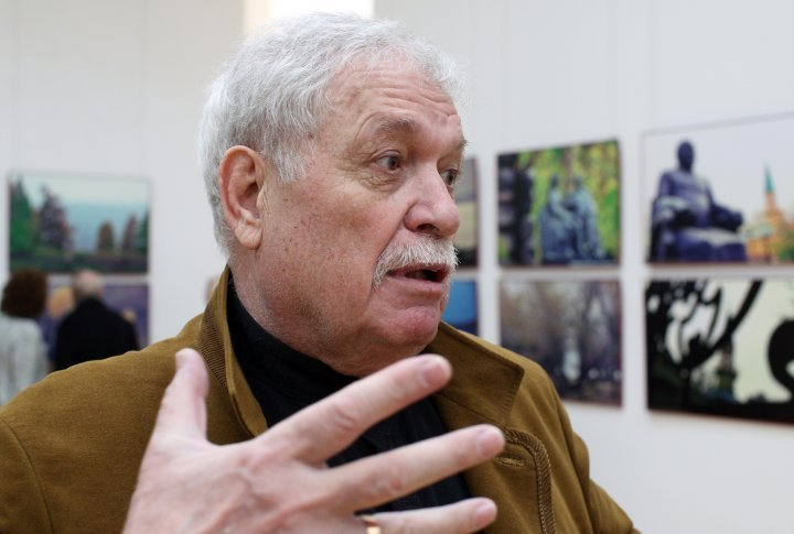 Author of the works Igor Vovnyanko shares art secrets.
