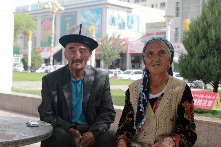 In Kashgar's suburbs one can find an urban county named Artush.  ©Vladimir Prokopenko
