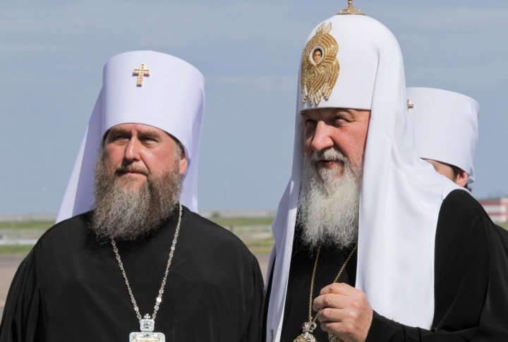 Patriarch Kirill wished peace and accord to Kazakhstan people. Photo by Danial Okassov©