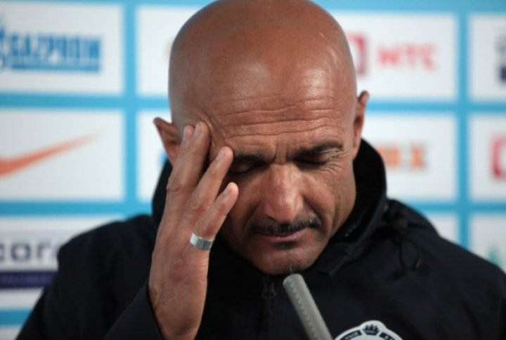 Disappointment of Luciano Spalletti is understandable with his 3.3 million Euro and the 10th place in the rating. ©RIA Novosti
