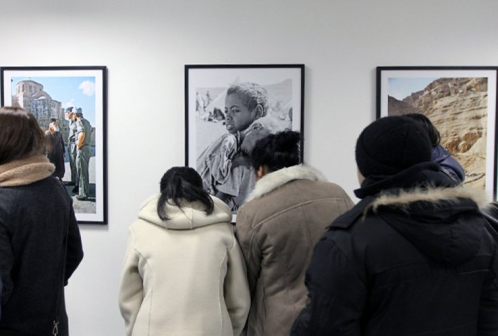 Kazakhstan is the first country to host the series of photographs