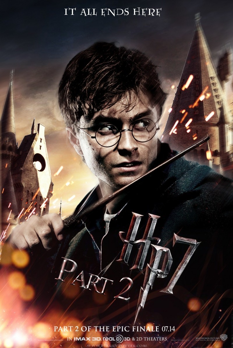 Harry Potter and the Deathly Hallows: Part Two. Photo courtesy of cinemaknifefight.com