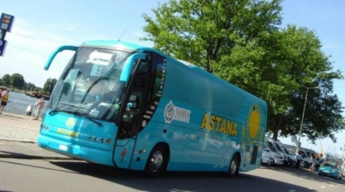 Team Astana Tour De France