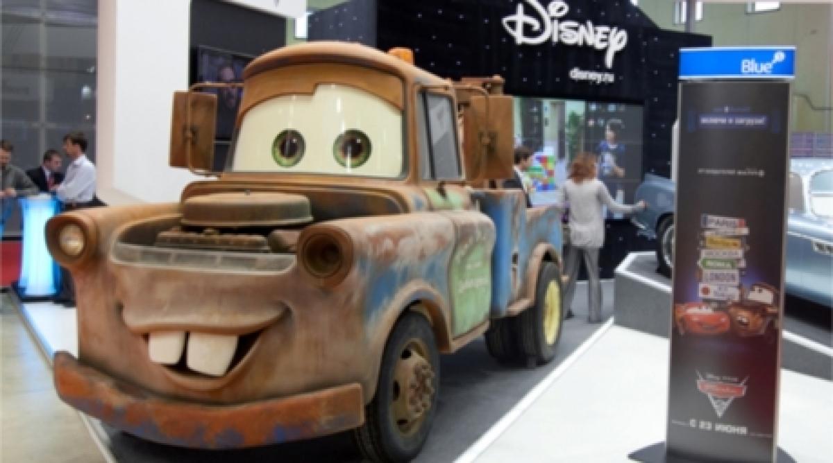 Cars 2 Cartoon Characters : Cars cartoon characters to come almaty entertainment
