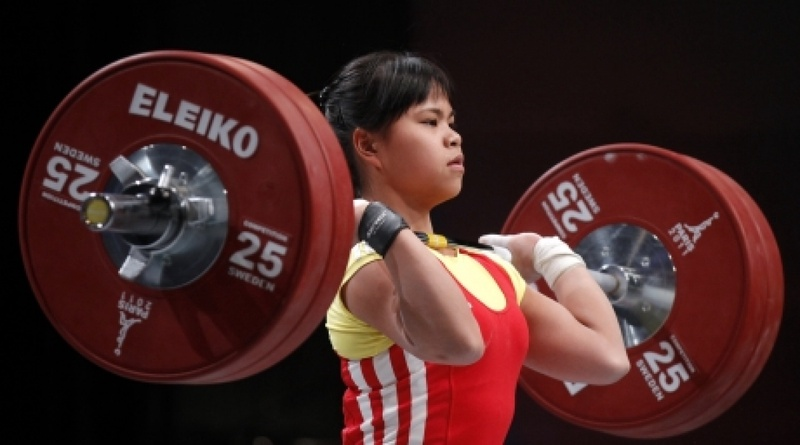 Photo: Chinshanlo won first gold for Kazakhstan in Weight ...
