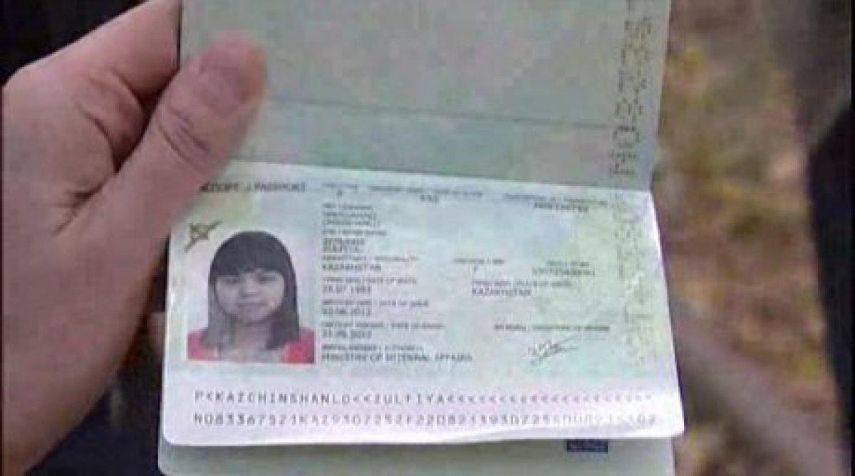 Chinshanlo Passport Zulfiya Shows Her - Kazakhstan Tengrinews Sport