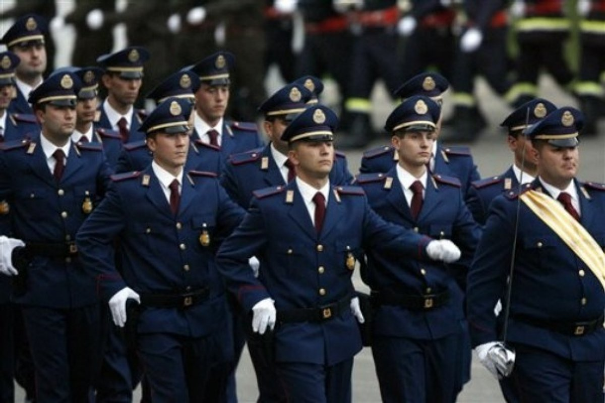 Vatican Gendarmerie. Photo coooourtesy of id.wikipedia.org