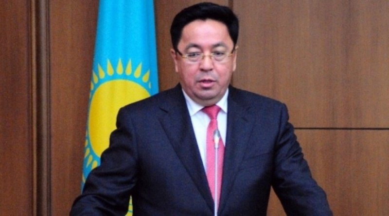 Chairman of Kazakhstan Agency for Religious Affairs Kairat Lama Sharif. Photo courtesy of pm.kz©