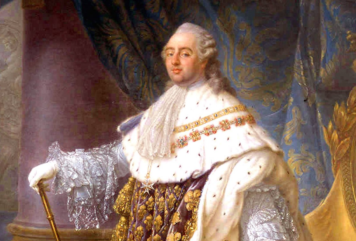 the life and struggles of king louis xvi The accession of louis xvi to the throne in  the history of the great french revolution has been  in the king's speech, the life-and-death struggle about.
