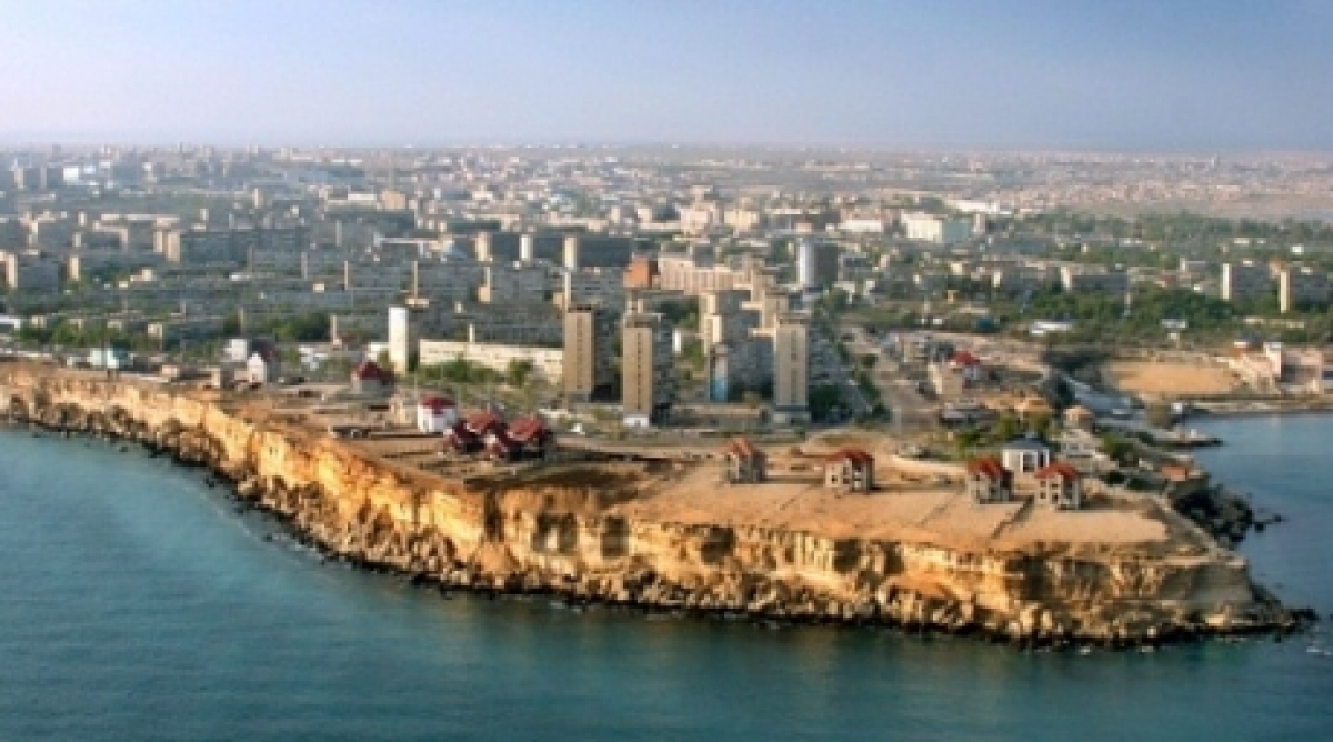 Aktau Kazakhstan  City new picture : Aktau. Photo courtesy of aktau business.com
