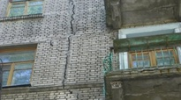 A crack caused evacuation of citizens from 9-storey building in Priozersk - Tengrinews