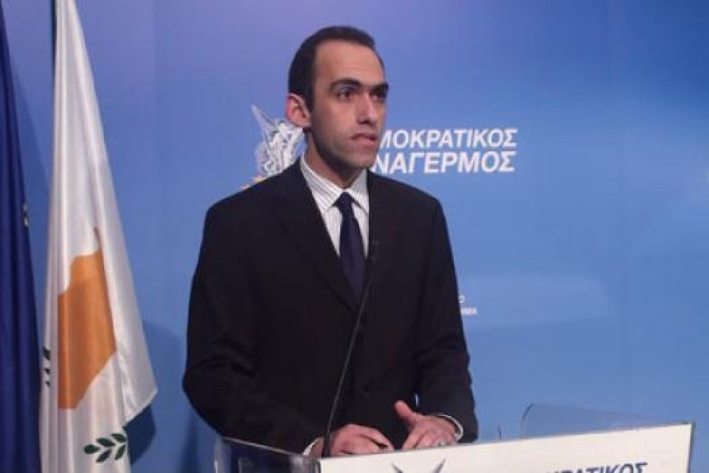 New Cyprus finance minister to be sworn in