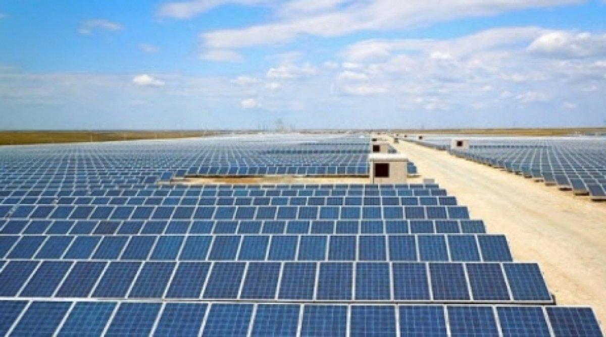 Kazakhstan To Launch Biggest Solar Power Station