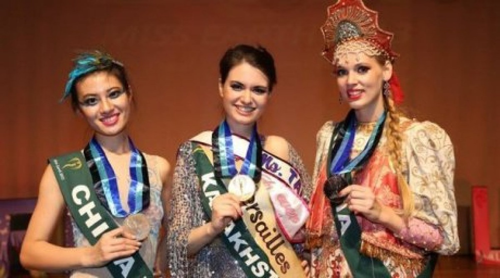 Miss Earth 2013 Talent Competition Winners