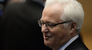Vitaly Churkin, Russia's permanent representative to the UN. ©RIA Novosti
