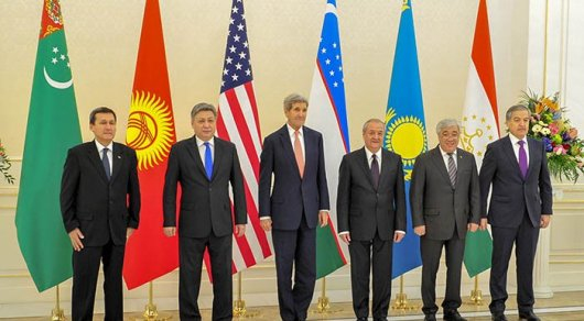 Central Asian countries sign Joint Declaration of Partnership and Cooperation with USA - Photo ©EK/Ilyas Omar