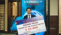 Kazakhstani app wins at Startup Conference